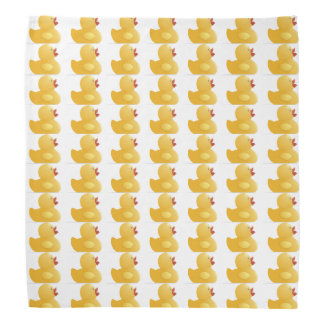 Yellow Rubberduck Head Kerchiefs