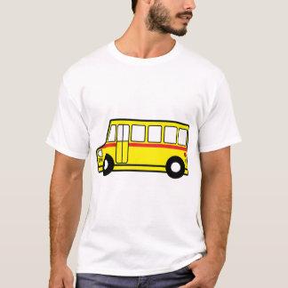 Yellow School Bus Mens T-Shirt