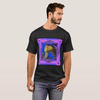 Yellow seahorse T-Shirt