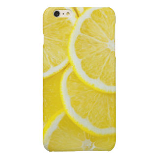 Yellow Slice Lemons