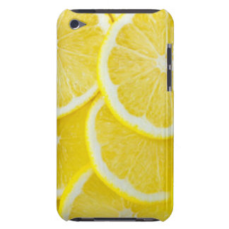 Yellow Slice Lemons Barely There iPod Cases