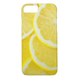 Yellow Slice Lemons iPhone 8/7 Case