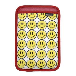 Yellow Smile iPad Mini Sleeve