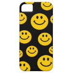 Yellow Smiley Face iPhone 5 Covers