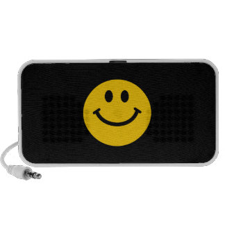 Yellow Smiley Face Speaker