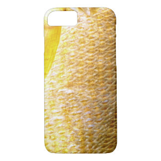 Yellow snapper scales | iPhone 8/7 case
