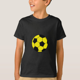 Yellow Soccer Ball T-Shirt