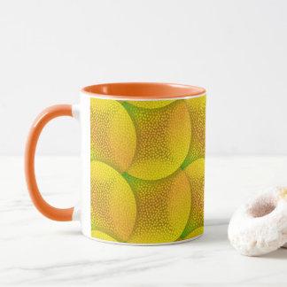 Yellow Soft Cells Mug