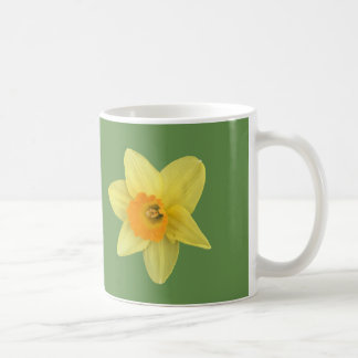 Yellow Spring Daffodil Coffee Mug