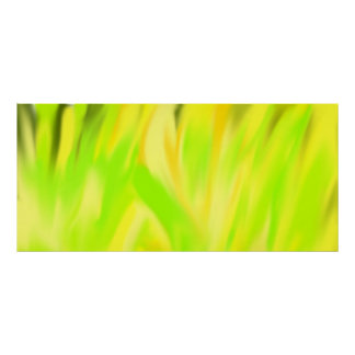 Yellow Spring Flowers Poster