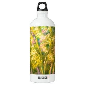 Yellow Spring Trees Design SIGG Traveller 1.0L Water Bottle