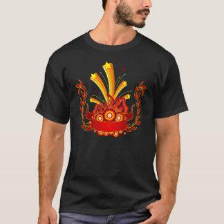 Yellow Star Fire T-Shirt