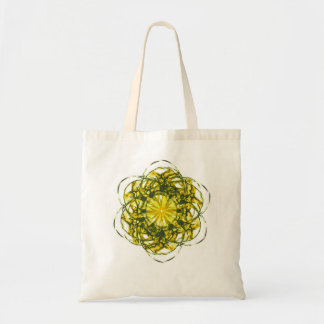 Yellow Starburst Bag