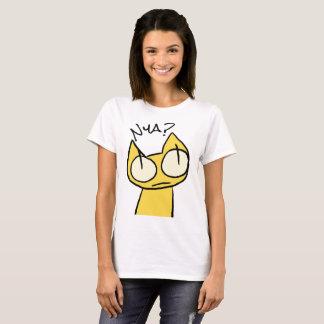 Yellow Staring Cats T-Shirt