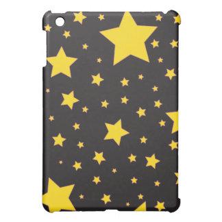Yellow stars iPad Case