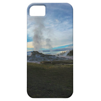 Yellow Stone Geyser iPhone 5 Case