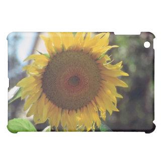 yellow Sunflower flowers iPad Mini Cover