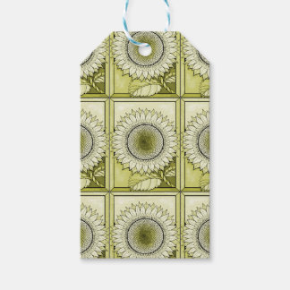 Yellow Sunflower Gift Tags