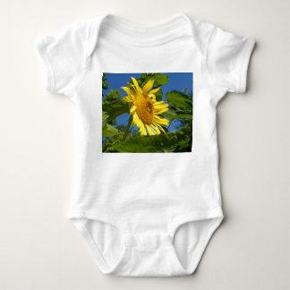 YELLOW SUNFLOWER Infant Creeper