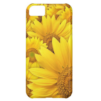 Yellow Sunflower Iphone 5S Case Case For iPhone 5C