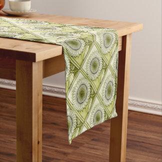 Yellow Sunflower Short Table Runner