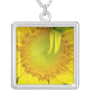 Yellow Sunflower Upclose Custom Jewelry