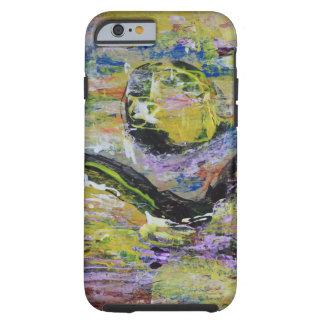 Yellow Sunset Tough iPhone 6 Case