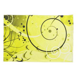 Yellow Sunshine Fantasy Airbrush Art Pillowcase