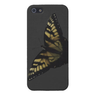 Yellow Swallowtail Butterfly iPhone 5 Cases