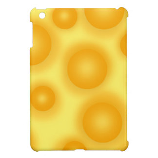 Yellow Swiss Cheese iPad Mini Cover