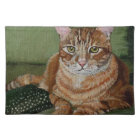 Yellow Tabby Placemat