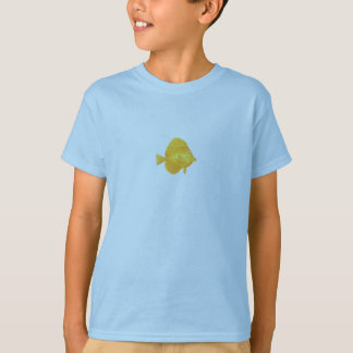 Yellow Tang Fish T-Shirt