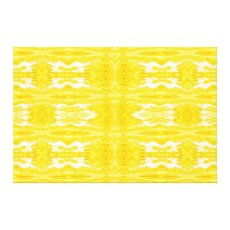 Yellow Tapestry 1 SDL C Canvas Print