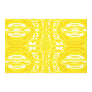 Yellow Tapestry 3 SDL C Canvas Print