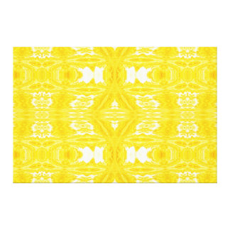 Yellow Tapestry 4 SDL C Canvas Print