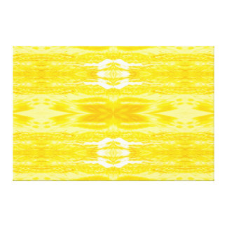 Yellow Tapestry 5 SDL C Canvas Print