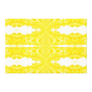 Yellow Tapestry 6 SDL C Canvas Print