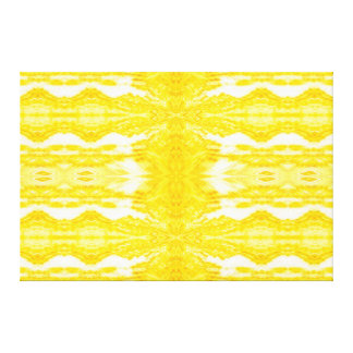 Yellow Tapestry 7 SDL C Canvas Print