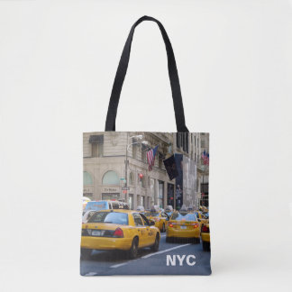 Yellow Taxi Bag