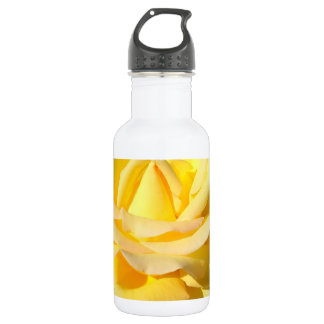Yellow Tea Roses 532 Ml Water Bottle