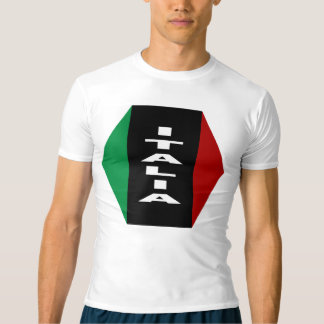 Yellow tee-shirt Performance ITALIA T-Shirt