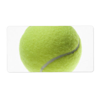 Yellow Tennis Ball Customized Template