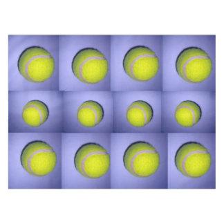 Yellow Tennis Ball, Tablecloth