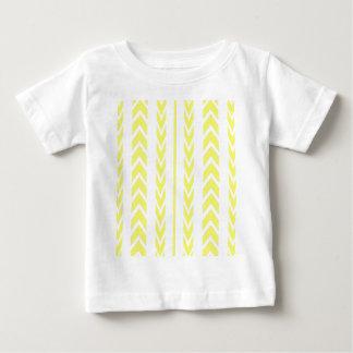 Yellow Tire Tread Baby T-Shirt