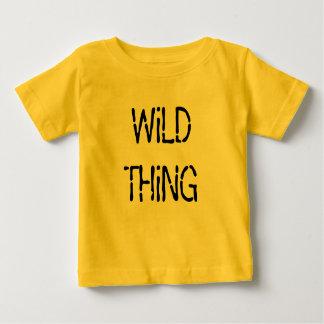 Yellow Toddler Fine Jersey T-shirt