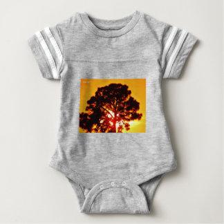 Yellow Tree Baby Bodysuit