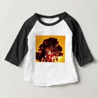Yellow Tree Baby T-Shirt