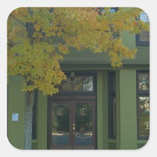 Yellow Tree Green Store Stickers