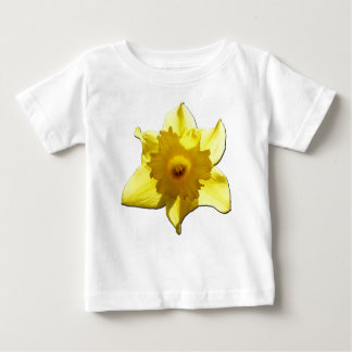 Yellow Trumpet Daffodil 1.0 Baby T-Shirt