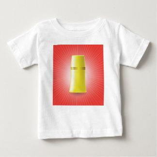 Yellow Tube Baby T-Shirt